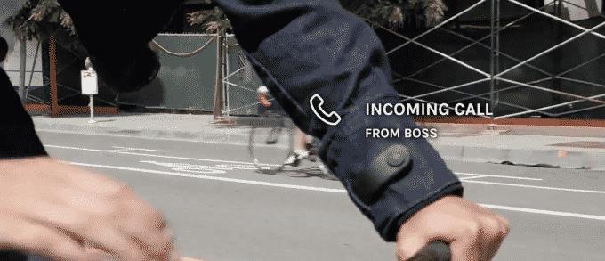 levis google connected jacket