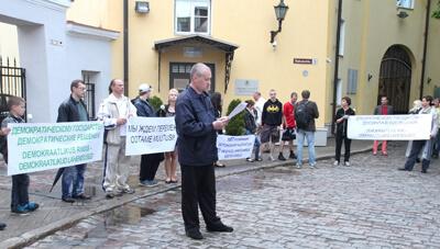 Entwickelt sich diese Estland beschuldigende Resolution zu einem Propagandaangriff?