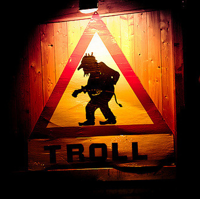 Das Propagandawörterbuch – Troll