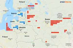 Mythosbrecher 6: Die Nato sammelt Truppen in den baltischen Staaten, um Russland anzugreifen