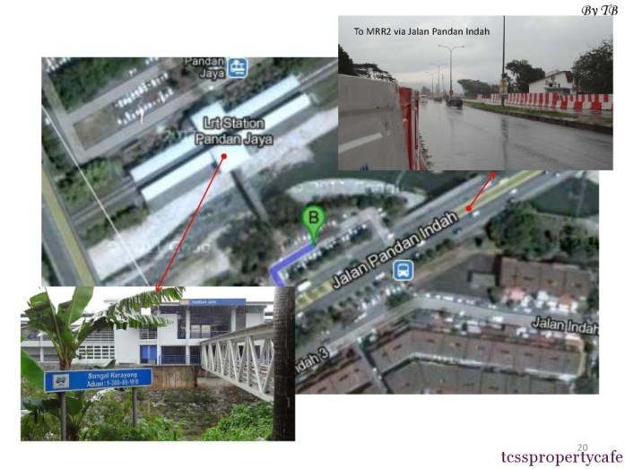 Pandan Jaya LRT Station