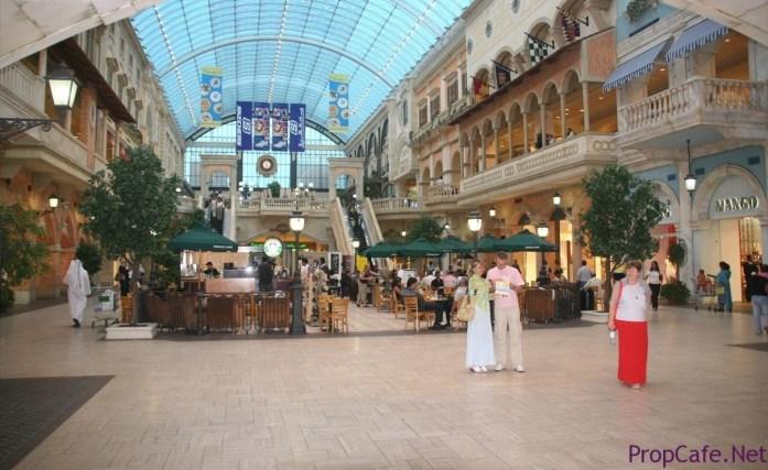 Dpulze Mercato_Shopping_Mall_