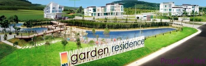 Garden residence resi