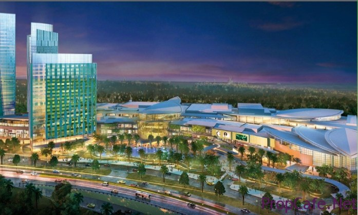 IOI City mall 1