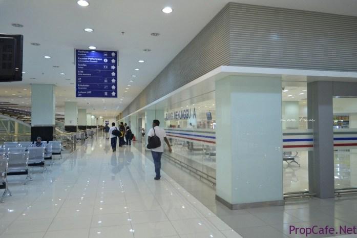 New transportation terminal
