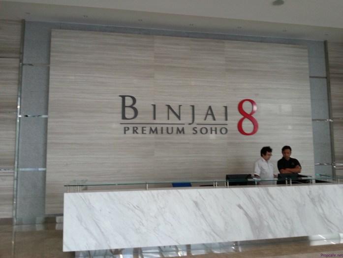 main reception area.