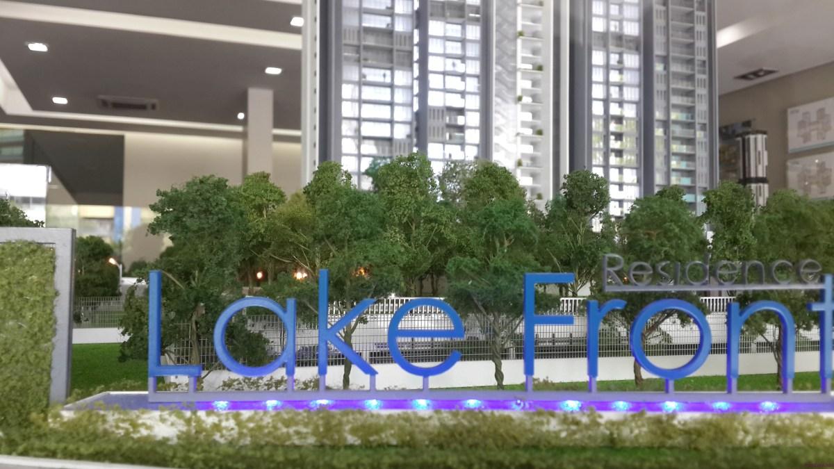 PROPCAFE Peek : LakeFront Residence @ Cyberjaya By MCT