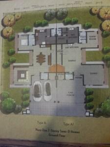 Ground Flr Layout Plan