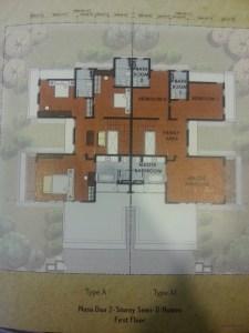 1 Flr Layout Plan