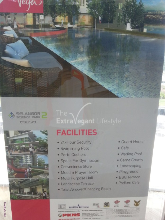 List of Amenities