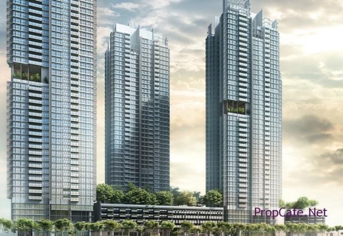 Astoria Ampang Facade