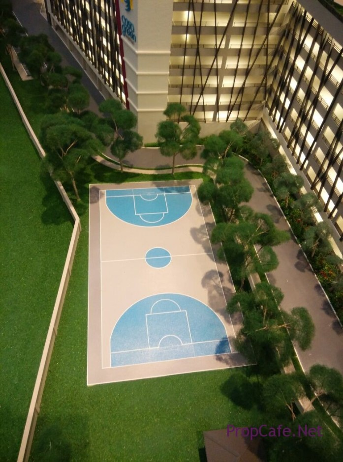 Casa Green Bukit Jalil Basket Ball PCN
