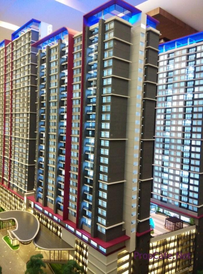 asa Green Bukit Jalil Block B (South Facing)