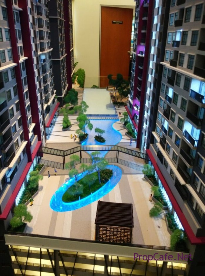 Casa Green Bukit Jalil Pool2
