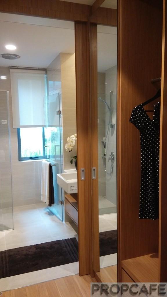 8. Master bathroom