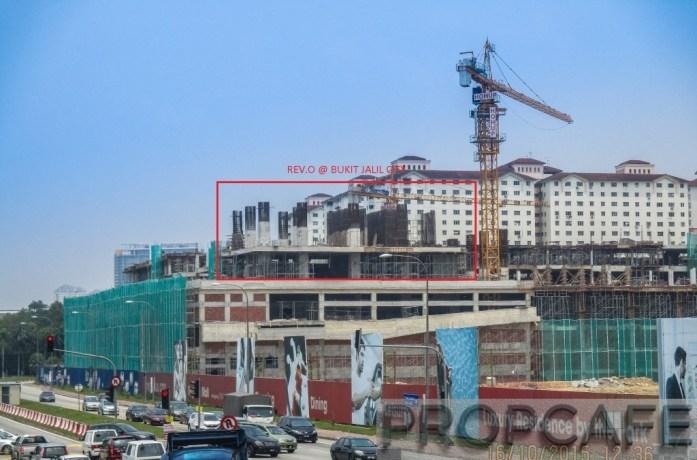 18. Revo Under Construction Progress
