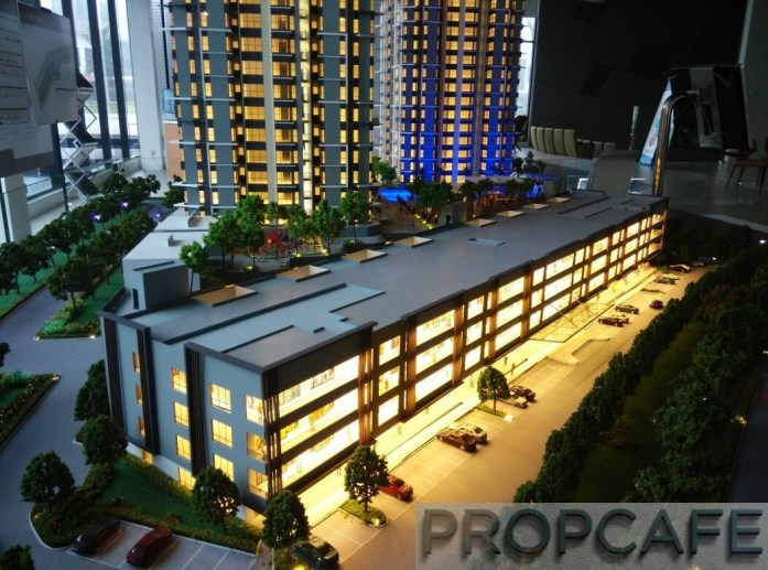 Le Pavillion Puchong Scale Model 04