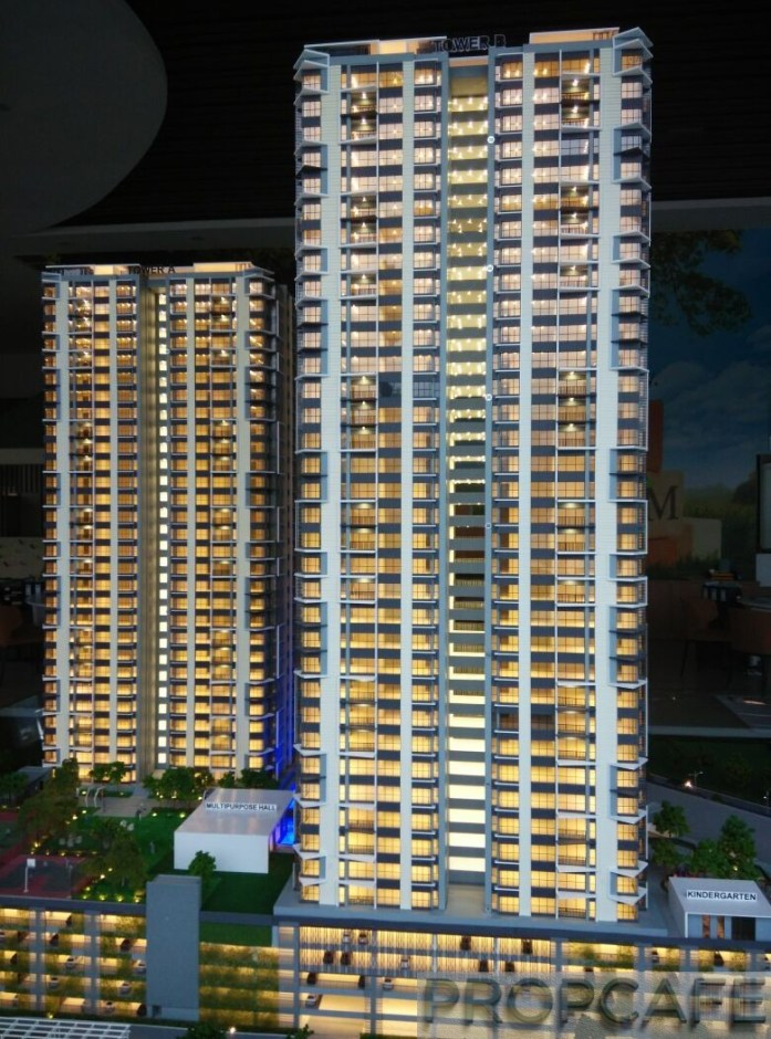 Le Pavillion Puchong Scale Model 06