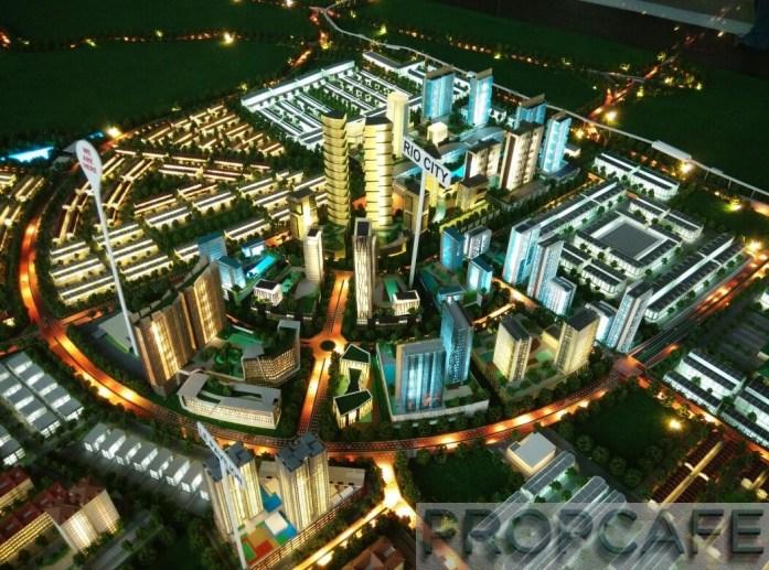 Le Pavillion IOI Rio City Puchong Scale Model 02