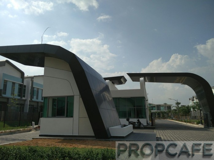 Setia Eco Glades Guardhouse (2)