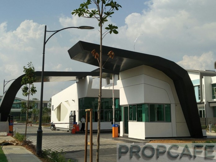 Setia Eco Glades Guardhouse