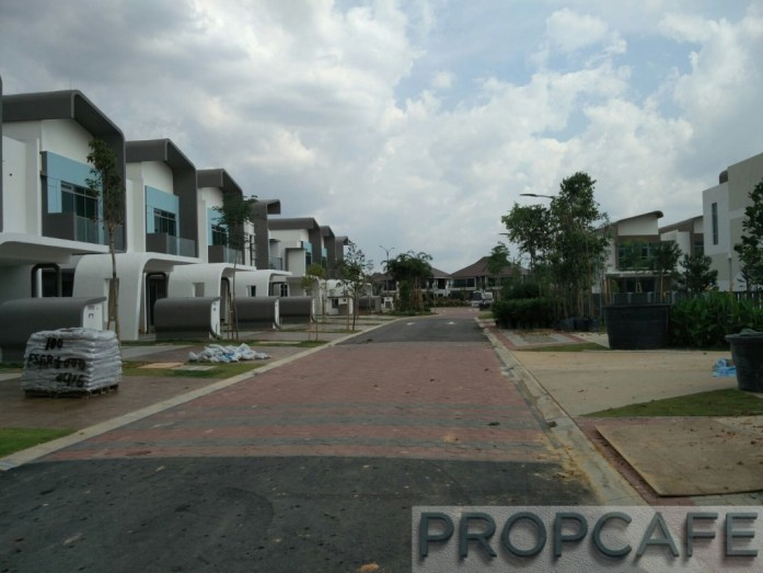 Setia Eco Glades Streetscape (6)