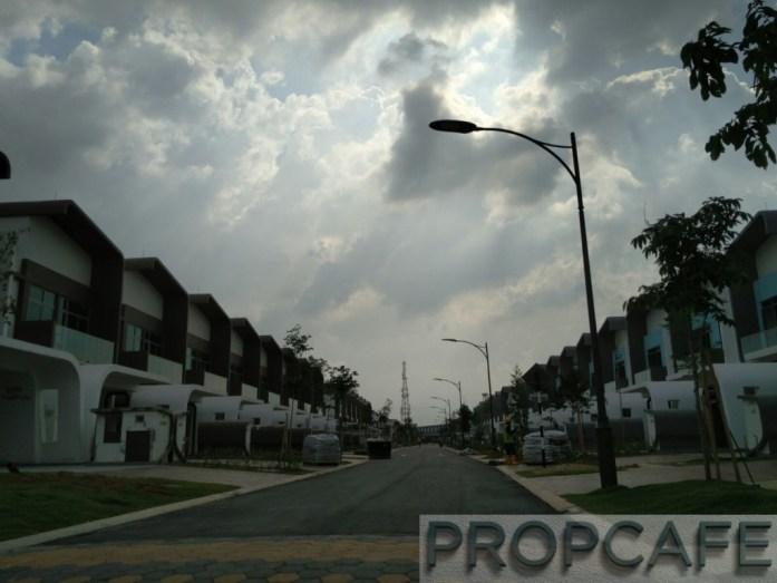 Setia Eco Glades Streetscape (7)