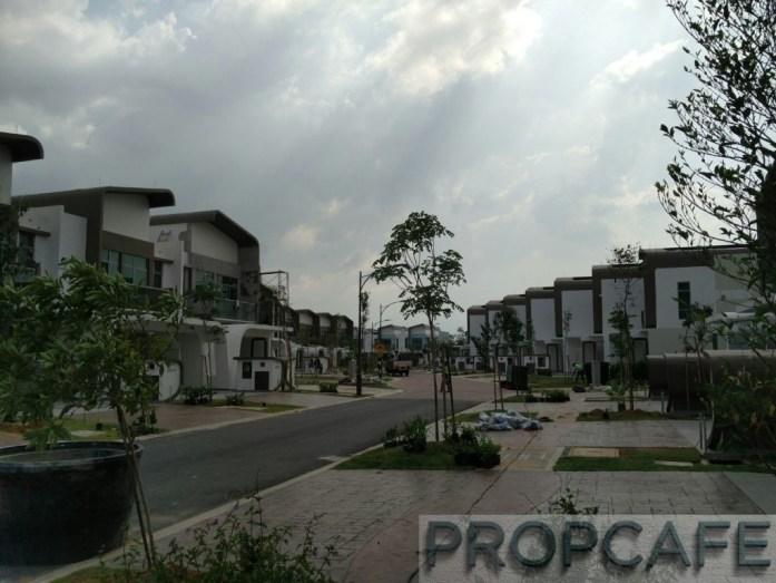 Setia Eco Glades Streetscape (9)