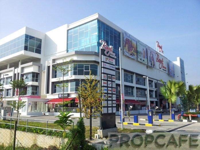 Bangi Gateway Mall Source : http://www.gph.com.my