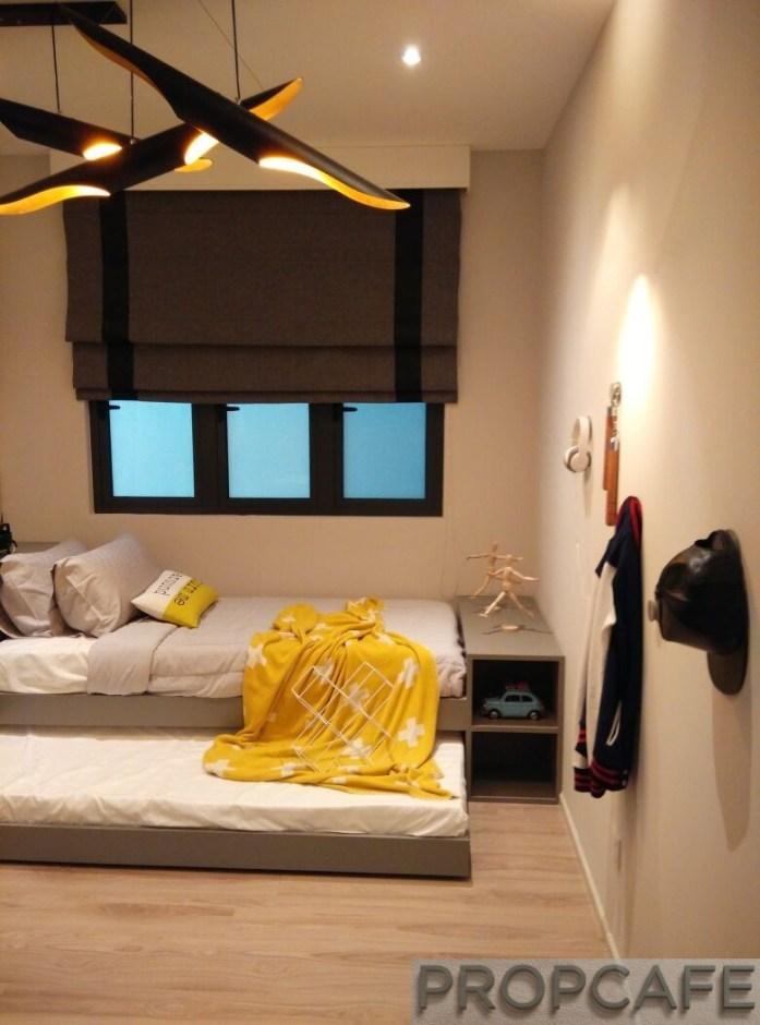 Sunway Gandaria Bangi Type B 1157sf Bedroom 3