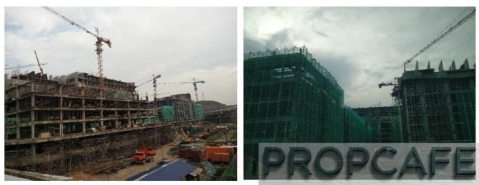 Conezion Progress Photo