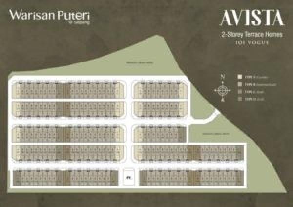 warisan-puteri-avista-site-plan