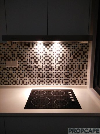 Electric Cooker Hob and Hood