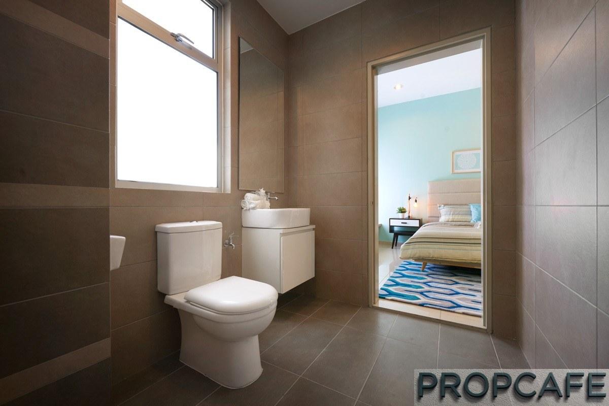 Bandar Rimbayu Penduline Type C Bathroom
