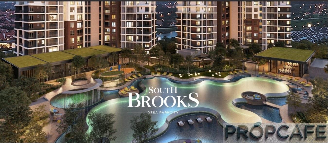 PROPCAFE Review: South Brooks @ Desa Parkcity By Perdana Parkcity