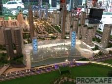 Bandar malaysia masterplan-HSR Station