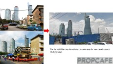 Kerinchi flats to make way for new devvelopment