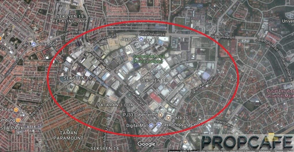 PROPCAFE™ Review: Petaling Jaya Section 13 @ Selangor