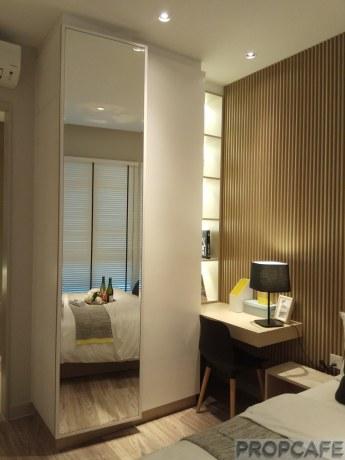 SouthLink TypeE showunit Bedroom 2