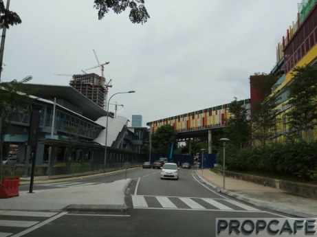 Leisure Mall Cheras – MRT Link Bridge