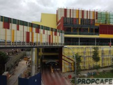 Leisure Mall Cheras – MRT Link Bridge