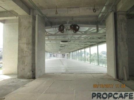 EkoCheras MRT Link Bridge Photo 1