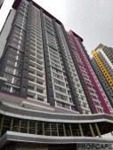Casa Green Bukit Jalil Block B Facade Outside
