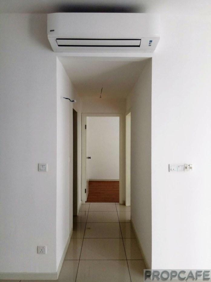 Casa Green Bukit Jalil Type D Room Corridor