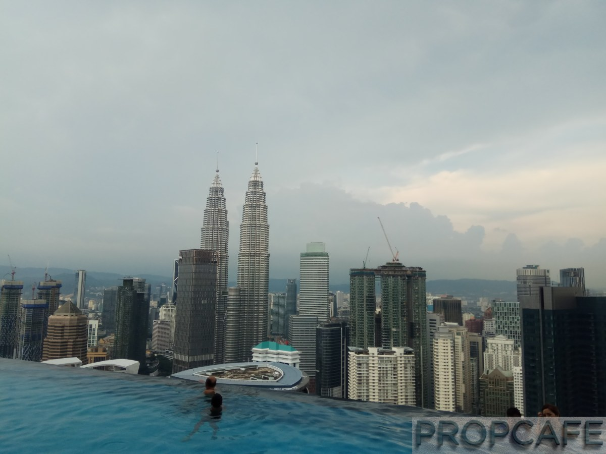 PROPCAFE™ Review : The Face II-Victory Suites @ KLCC by PV