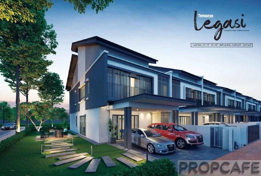 PROPCAFE™ Review : Temasya Legasi @ Temasya Glenmarie by SP Setia
