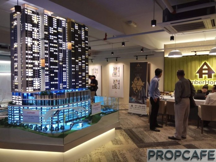 PROPCAFE™ Review : Aster Residence @ Cheras Hartamas – Accomodation ◦ Transformation ◦ Connectivity