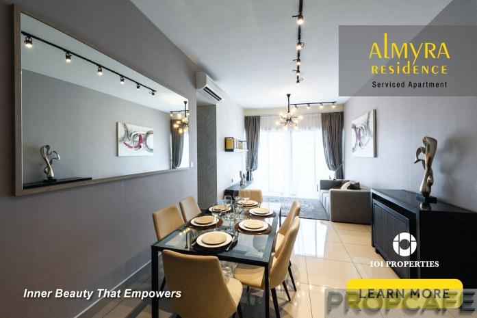 Almyra Residences @ Bandar Puteri Bangi