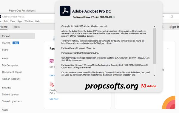 Adobe Acrobat Pro DC Torrent