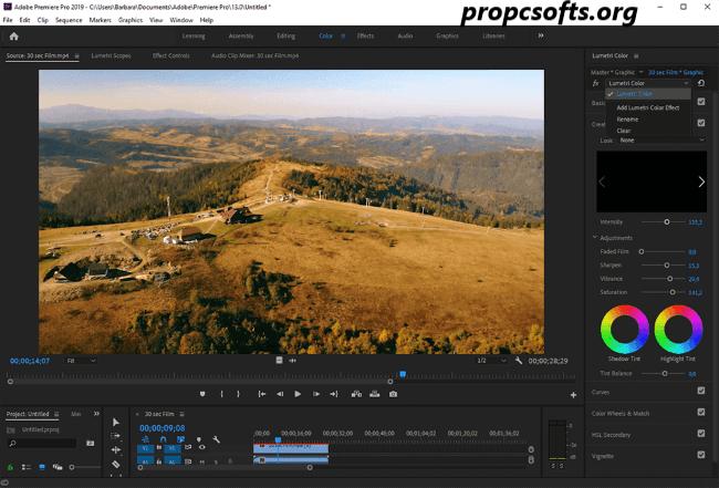 Adobe Premiere Pro Torrent Download